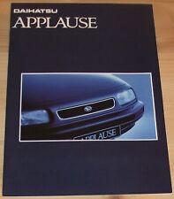 Prospekt Daihatsu Applause 1992