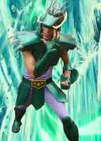 SIRIO - SHIRYU - SCALA 1:1 INDOSSABILE COSPLAY ( Costume, armatura, Saint Seiya)