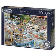 Cruise Chaos Graham Thompson 11198 Puzzle Falcon Jumbo 1000 Teile NEU OVP