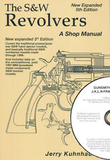 The S&W Revolver: A Shop Manual + companion DVD with Jerry Kuhnhausen
