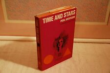 Time and Stars by Poul Anderson (1964 Hardback DJ BCE VG/VG Short Stories)