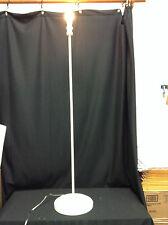 Pottery Barn PB Teen Capiz Pole Floor Lamp Light White no shade included