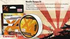 MONOFILO X4 OLYMPUS 500 MT FILO 0,40 MM PESCA MARE SURF CASTING LINE MULINELLO