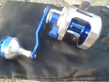 Saltwater Overhead Jigging Fishing Reel Full Metal Manufacturing 8+2BB PE4