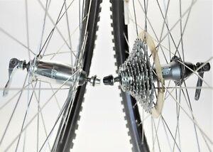 "GT WEINMANN ZAC19 SHIMANO DEORE LX 11/30 T 9 SPEED BICYCLE 26"" WHEELS 135 MM"