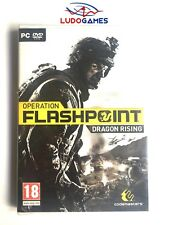 Operation Flashpoint Dragon Rising PC Nuevo Precintado Sealed Videojuego PAL/SPA