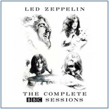 LED ZEPPELIN Complete BBC Sessions Dlx Set 5LP Vinyl NEW