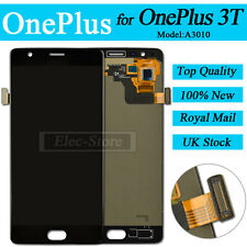 Black Screen For OnePlus 3T 1+3T  A3010 LCD Display Touch Digitizer Replacement