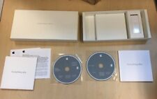 Apple iMac Accessory Software Documentation With Handheld Remote 10.4.8 Box Kit