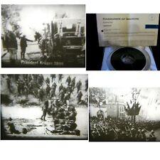 8 mm Film-Geschichte Kolonien England-Burenkrieg 1899 -Wochenschau