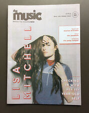 THE MUSIC MAGAZINE Lisa Mitchell Issue #160 OCT 2016 The Jezabels / Queensryche