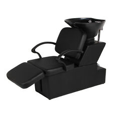 Beauty Salon Equip Station Unit Spa Bowl Barber Sink Shampoo Backwash Chair B2