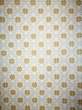 Wallpaper Years 70 Vintage Original Roll Authentic Dell' Age 304