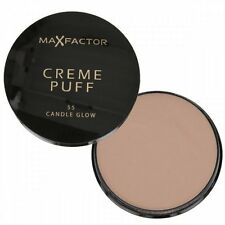 Max Factor Creme Puff Compact Poudre - 55 Bougie Brillance - NEUF