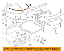 1993-2002 Camaro Formula Firebird Trans Am COWL COVER VENT PANEL TRIM RH LH
