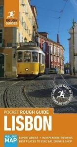 NEW Lisbon : Pocket Rough Guide By Rough Guides Travel Guide Paperback