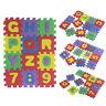MA 36 Stk Baby Kind Anzahl Alphabet Eva Puzzle Schaum Mathematik Spielzeug