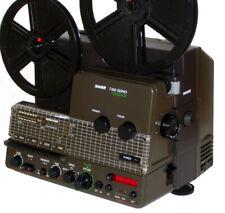 Super8 Filmprojektor Bauer T 450 mit Monitor