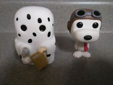 Funko Pop Vinyls Peanuts Charlie Brown ( Ghost Costume ) Snoopy Wwi Ace
