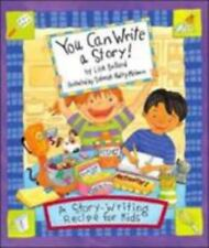 You Can Write A Story, Bullard, Lisa, Acceptable Books