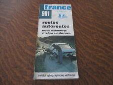 carte routiere france 901 routes autoroutes