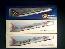 1:200 Risesoon Skymarks Alitalia A330-200 China Airlines A330-300 Display Models