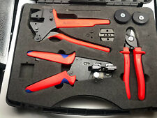 Rennsteig Solar Crimp Kit Set 624 105 06 Rt
