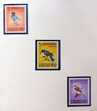 JORDAN 1970 Beautiful Birds SG929-3 U/M NB4482