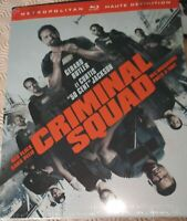 [Blu-ray] Criminal Squad Steelbook - NEUF SOUS BLISTER