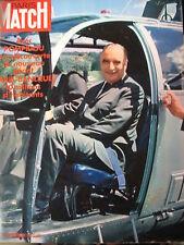 PARIS MATCH N° 1177 POMPIDOU PARIS BANLIEUE LOLLOBRIGIDA PAUL MAC CARTNEY 1971