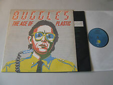 The Buggles – The Age Of Plastic   LP OIS   EX