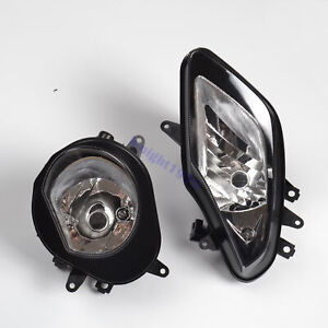 Headlight Assembly Headlamp Light For BMW S1000RR 09-10-11-12-13-14 Motorcycle
