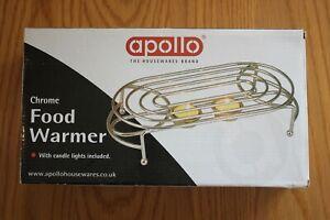 APOLLO TEA LIGHT FOOD WARMER