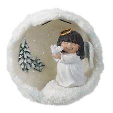Vivid Arts - Playful Hanging Snowball - Angel - Indoor/Outdoor Decoration