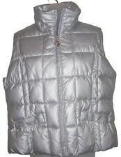 Cool Baby Phat XL Silver Puffy Zip Vest, Looks Unworn!