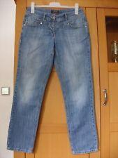 Madoc Premium Jeans 17 18 19 Stretch Blue 34 36 38 Slim Fit Denim Capri L30 NEU