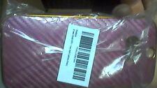 Bralexx Case Gold HTC One M8 Carbon-Pink