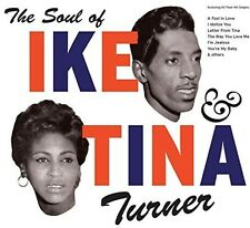 Ike & Tina Turner - Soul Of Ike & Tina Turner [New CD] UK - Import