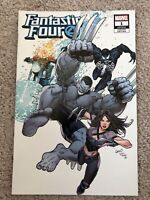 FANTASTIC FOUR #1 (2018) - Greg Land Trade Variant Ltd to 3000!!!