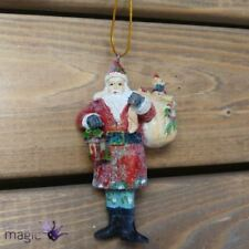 Décorations de sapin Père Noël noël