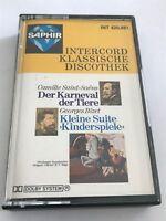 intercord klassische discothek - der karneval der tiere - k. suite  . cassette !