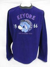 Fleece Sweater Top, Disney Eeyore - One Grumpy Guy, Medium, Purple, 61cm Wide