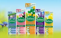 Zoflora Concentrated Antibacterial Disinfectant, Various Scents/Fragrances 120ml