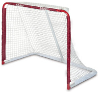 Hockey Goal Indoor Outdoor 52 x 43 x 28 Profession Steel Tubing All Purpose NEW