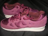 Nike Air Span II PRM Men's sneakers AO1546-600 New Bordeaux Lifestyle Shoes NEW