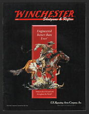Winchester Shotguns and Rifles Catalog - 1992