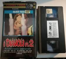 VHS - I DIAVOLI N. 2 - ARISTOCRAZIA IMMORALE di Andrew Sinclair [COSMO VIDEO]