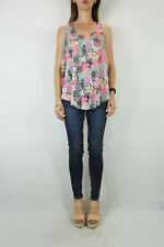 TIGERLILY Printed Knit Top Size 8