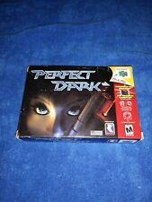 Nintendo Games Perfect Dark CIB (Nintendo 64, 2000) N64