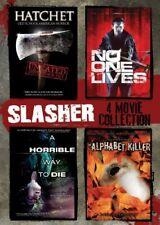 Slasher 4-Pack (DVD)